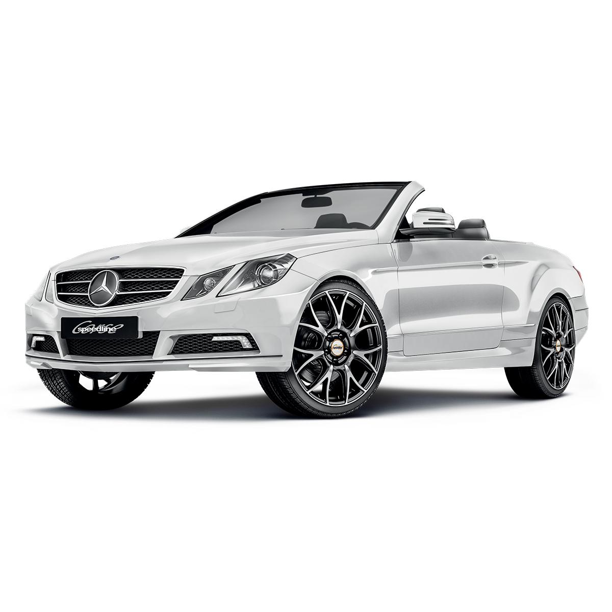 SPEEDLINE CORSE SL5 Mercedes E-Klasse Cabrio